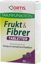 Ortis Frukt & Fibrer tablett 30 st