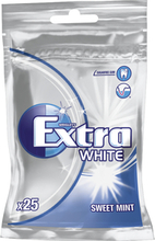 Extra White Sweet Mint 25 st