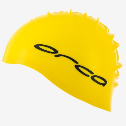 ORCA SILICONE SWIMCAP Yellow