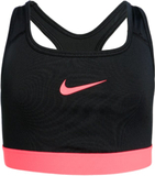 Nike Performance CLASSIC Sportbh black/racer pink/