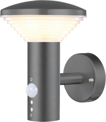 Luxform LED-vägglampa med PIR-sensor Bitburg antra