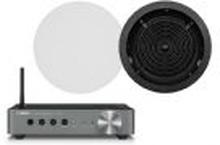 WXA-50 + Speakercraft Profile CRS8 One