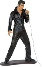 The king stående med mikrofon 192 cm