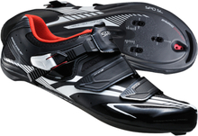 Shimano R170 Sort Landeveissko Sort, carbon såle, SPD-SL