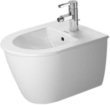 Duravit Darling New Kompakt vegghengt bidet 485x365 mm