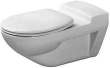 Duravit Architec vegghengt toalett, velegnet rullestolbrukere, hvit