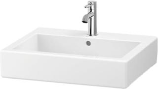 Duravit Vero håndvask m/hanehul & overløb 50 cm