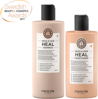 Head & Hair Heal Shampoo + Conditioner