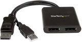 DisplayPort to DP Multi Monitor Splitter - 2-Port