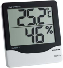 - thermo-hygrometer