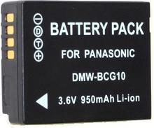 Ersättningsbatteri DMW-BCG10