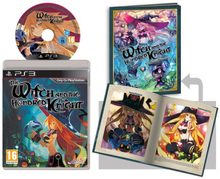 The Witch and the Hundred Knights - Including Artbook /PlayStation 3