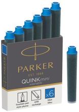 Patron bläck Quink Ink Mini blå 6/FP