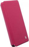 Krusell malmö flipwallet slide 3xl ljusröd/rosa