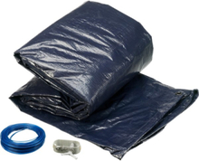 Poolcover Winter with Wirelock Ø 4.6 m