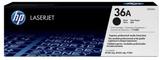 Toner HP CB436A svart
