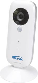Trik övervakningskamera, 720p, micro-sdhc, wlan, pir, nattse