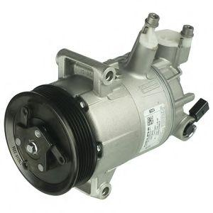 DELPHI Kompressori, ilmastointilaite