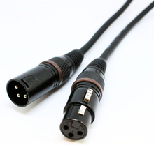 DMX cable color code Brown 0,5 mtr.