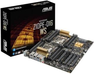 Z10PE-D16 Motherboard - Intel C612 - Intel LGA2011-V3 socket - DDR4 RAM - SSI EEB
