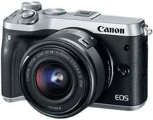 EOS M6 15-45mm - Silver