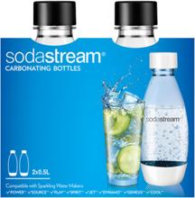 Sodastream Fuse Black 2x0,5l Sodavandsmaskine