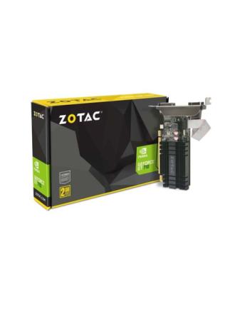 GeForce GT 710 ZONE - 2GB GDDR3 RAM - Grafikkort