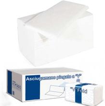 Tørkeark Soft V-fold 2L - 21 bunter à 150 ark.