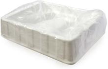 Baljeposer for fotbad 100 stk. uten strikk
