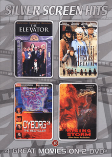 Silver screen hits / 4 filmer (2dvd)