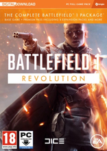Battlefield 1 Revolution (Code In A Box)