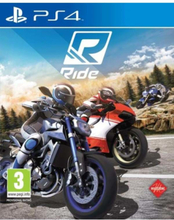 Ride - Sony PlayStation 4 - Racing