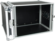 "Cobra 19"" 8U / 350 mm Rack Flightcase"