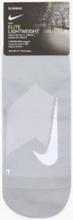 Nike U Nk Spark Comp Knee High Träningsstrumpor Vit/grå