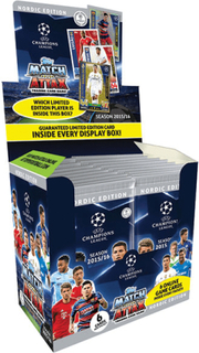 Topps ma champions league 15-16 hel display (50 paket)