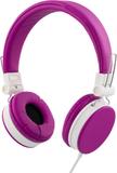 Streetz headset för iphone, mikrofon,1,5m, rosa