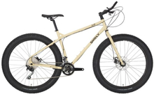 Surly ECR 27+ mountainbike Beige, Bikepacking, 29+ hjul
