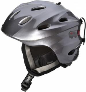 Giro - Giro FUSE SMU men's skis helmet (grey) - M (55 ? 59 cm)
