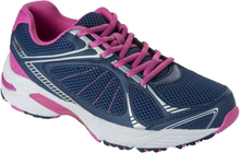 Scholl New Sprinter Walkingsko Dark Blue Pink