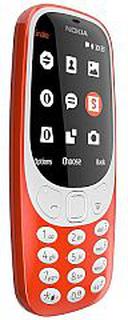 Nokia 3310 (2017) skärmskydd 2 st + putsdukar