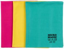 Micro Magic Glas-Poliertuch, 3tlg.