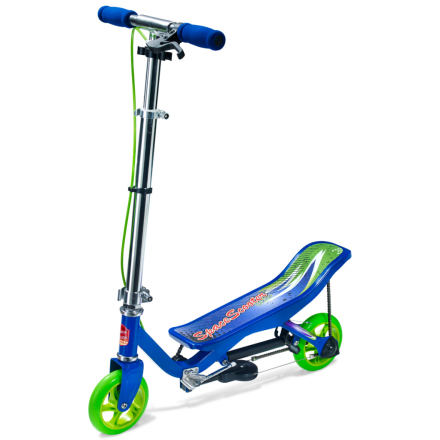 Space Scooter junior blå SPAC189050