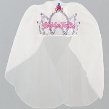 Bride To Be, Tiara med slöja