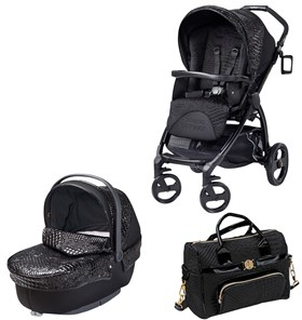 Young Versace Young Versace Stroller Black