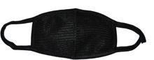 Munskydd - svart - dubbelpack - ansiktsmask