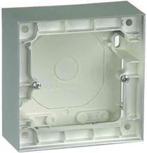 Elko Plus Förhöjningsram aluminium 1 fack