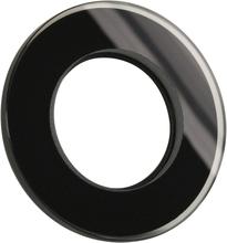 Schneider Renova Täckram glas, svart