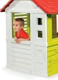 Smoby Jura Lodge Play House L98xW110xH127cm trädgå