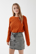 Hilma knitted sweater