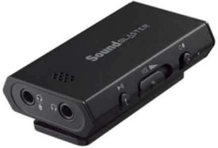 Sound Blaster E1 - ljudkort
